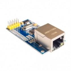 W5500 Ethernet hálózati modul hardver Tcp / Ip 51 / Stm32 mikrovezérlő Prog U5C5