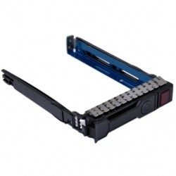 2X (2,5 &quot 651687 - 001651699 - 001 SFF SAS SATA HDD tálca Caddy a HP ProLi Y1N7-hez