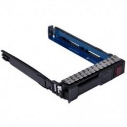 3X (2,5 &quot 651687 - 001651699 - 001 SFF SAS SATA HDD tálca Caddy a HP ProLi J0L6-hoz