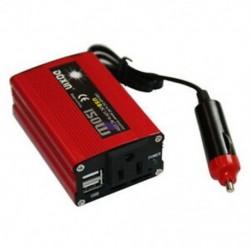 1X (DOXIN 150 W-os autóátalakító, DC 12V és 110 V közötti váltóátalakító, 4.2A Dual N1P7