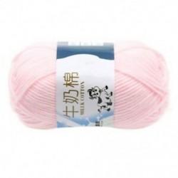 világos rózsaszín - 1X (1 csoport tej pamut gyapjú vonal vonal körülbelül 2,5 mm F3T2)