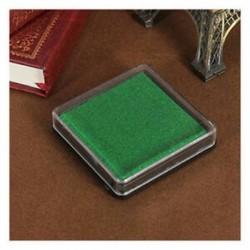 Sötétzöld - 1X (J7X7 Tampon bélyegpárna dokumentum)