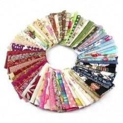V2W2 szövet patchwork kézműves pamut anyagból Batiks vegyes négyzetcsomag, 10 x 10
