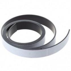 X6U5 1M szalagmágneses mágneses hajlékony hengercsík mágneses öntapadós szalag 10x1.