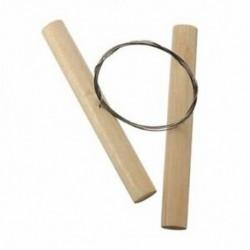 2X (Drótvágó szerszám kerámia faragáshoz Szobrászati faragványos agyag sc B6E1