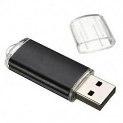 256 MB USB 2.0 Flash U lemez fekete A8Q4