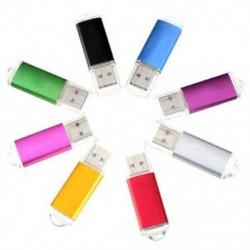 16 GB-os USB 2.0 fényes memóriakártya Flash tollmeghajtó hüvelykujj U lemeztár X5C8 I3C3