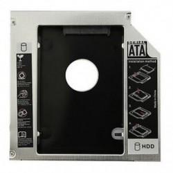 12,7 mm-es SATA3.0 2. HDD Caddy 2.5 &quot HDD tok SSD ház a Notebook X1S4-hez