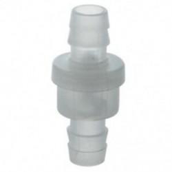 1X (mechanikus rögzítésű műanyag rúd visszacsapó szelep P5X5)