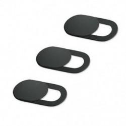 1X (3 csomagú webkamera borító ultravékony, magánéletvédő kameravédő burkolata az F6R3-hoz