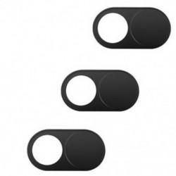 1X (webkamera burkolatok (3 csomag), 0,7 mm-es rendkívül vékony webkamera borító-blokkoló a Mo D7B6-hoz
