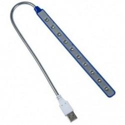 1X (Energiatakarékos USB LED laptop notebook fény B7A7)