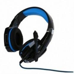KOTION EACH G9000 játék-fejhallgató a Play Station 4 Tablet PC-hez iPhone 6 / 6s X2T0