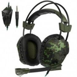 Sades SA921 Plus PS4 játék fülhallgató sztereó PC Gamer játék fejhallgató Mi A5E7