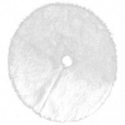 Fehér - Karácsonyfa szoknya - Karácsonyfatalp takaró - K4U2