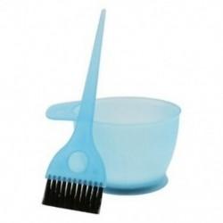 1X (fodrászathoz használt hajfesték színű tálszín keverő fésűkefe készlet, árnyalat beállítása a V8Q5-hez