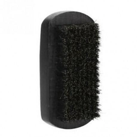 3X (Bluezoo Men bajusz ovális fekete kefe szakáll ápolás borotválkozás tisztító Groomi Q3D7