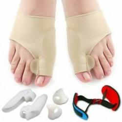 Javító és Bunion megkönnyebbülés védőhüvelyek készlet - A fájdalom kezelése a Hallux Va Q3P2-ben