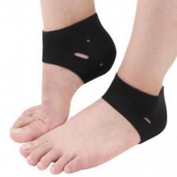 Bokatartó védő elasztikus bokatartó fekete sávú egészségügyi támasztóláb G3R8