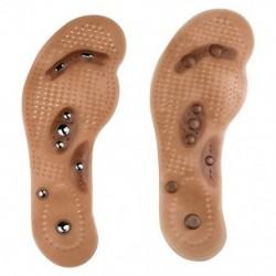 35-40-es méret - 1 pár Talpbetét - Lúdtalpbetét cipőbe - Masszázs funkcióval - F9G4
