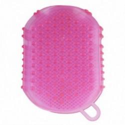 1X (cellulit elleni testmasszírozó szilikon bőrfoltos kefe kesztyűs bozótfürdő / S L2K0