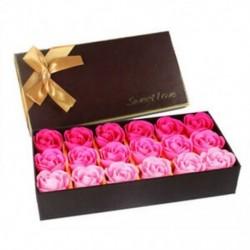 Rózsavörös - 18 db kreatív színátmenet szimuláció rose rose szappanvirág kék Q2X9