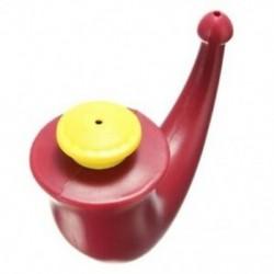 Yoga Nasal Neti Pot öblítő orrmosó rendszer Sinus öntözőrendszer sinus 200ml D4V8