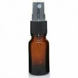 4X (30 ml-es borostyánszínű üvegpalack fekete ATOMISER permetezőkkel, újratölthető ContM1N4
