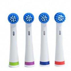 AZDENT 4 db / csomag elektromos fogkefe fej, a legjobban eladott fogkefe J6T7