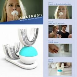 360 fokos automatikus intelligens csomagolású lusta fogkefe elektromos gyorskapcsoló U1F6
