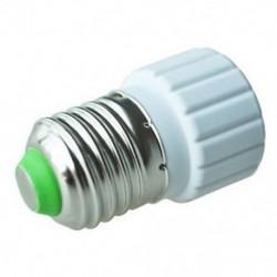E27-től GU10-ig bővítse az alap CFL fényszóró izzólámpa adapter átalakító csavarját, Soc N4A7