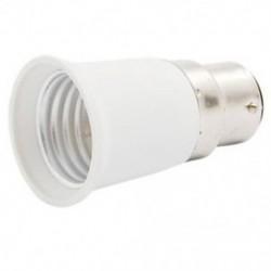 Forró Eladás Ezüst Műanyag B22 - E27 Izzólámpák Aljzatátalakító P7I1