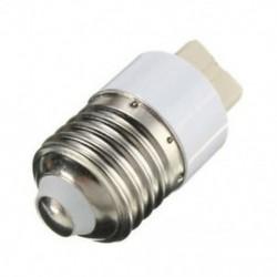 E27 hím-G9 aljzat-izzó alap adapter L2F5