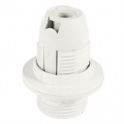 Műanyag héjú csavar, E14 típusú izzó, lámpatartó aljzat AC 250V 2A Y4K8 T7U2