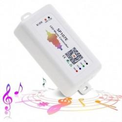 LED vezérlő, WS2812B WS2811 Music Sync Bluetooth vezérlő, iOS Android Y5P5