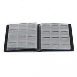 Tartós gyűjtemény-könyv az S2V6 darabjainak hordozható tároló tokjának érmealbumához