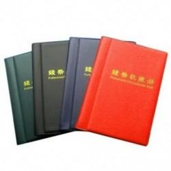 1X (120 érme pénzgyűjtő albumtartó könyv hordozható Penny Storage Pock C2Z7