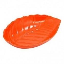 2X (Víz- és gyümölcsételek, narancssárga O3B5 formatervezési tálcák) G4G0