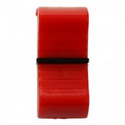 5 db vegyes csúsztatható Fader gombok 8 mm-es standard illesztés piros-fekete A3W2