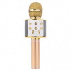 Kézi Bluetooth vezeték nélküli karaoke mikrofon telefonlejátszó MIC hangszóró Rec D7G7