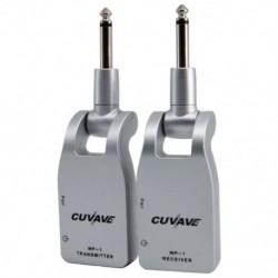 Cuvave Wp-1 2.4G vezeték nélküli gitár rendszer adó és vevő beépített Rec R6J8