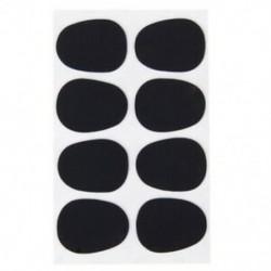 8db alt / tenor szaxofon szaxofon szájdarab javítások párnák fekete --- 0,3m H1X6