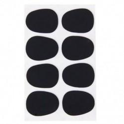 BT 8db Altos / Tenor szaxofon szaxofon szájrész javítások Pad párnák fekete --- 0 A2R2