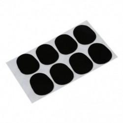 8db alt / tenor szaxofon szaxofon szájdarab javítások párnák fekete --- 0,8 X7U4
