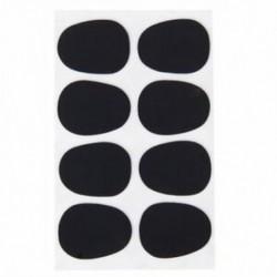 8db Alto / Tenor szaxofon szaxofon-kesztyű javítások Pad párnák fekete --- 0.8mm G3I4