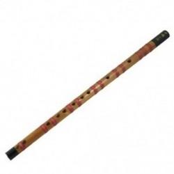 18.5 &quot hosszú hangszeres szoprán F kínai Dizi bambusz fuvola P8X1