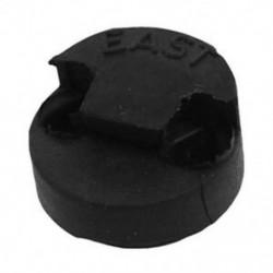 Hegedű néma csere kettős lyukú tizennégy fekete gumi Sordine I2I0