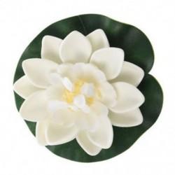 1X (Akváriumtartályhab Lotus úszó dekorációs dísz K7Z4)