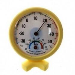 TH108 LCD digitális hőmérsékleti nedvességmérő az A1Z9 akváriumhoz