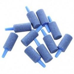 Haltartály ásványi buborékok, levegős kő, 10 darab, kék M7E1